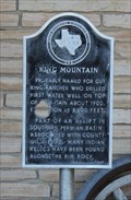 Image for FIRST -- Water Well on King Mountain, McCamey TX