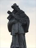 Image for Socha Svatý Jan Nepomucký - Kovalovice, Czech Republic