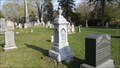 Image for Zinc Headstone - First Reformed Church Cemetery - Pompton Plains, NJ - Budd Family