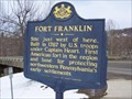 Image for Fort Franklin - Franklin, PA