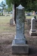 Image for James K. Weller - Malakoff Cemetery - Malakoff, TX