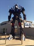 Image for Optimus Prime - Stillwater, Oklahoma