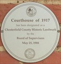Image for Chesterfield County Courthouse - Chesterfield, VA