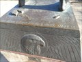 Image for Mark 1-6  -  Indian Statue at Mission San Juan Bautista  -  San Juan Bautista, CA