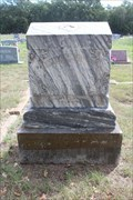 Image for Walter H. Wright - Central Cemetery - Parker County, TX