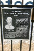 Image for General William T. Wofford, CSA - Cartersville, GA
