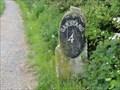 Image for Lancaster Canal 13 Mile Milestone - Bilsborrow, UK