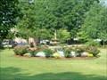 Image for Martha Washington Hotel Rose Garden - Abingdon, Virginia