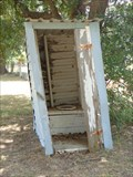 Image for Pleasant Valley Cemetery Outhouse - Clay County, TX