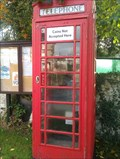 Image for Red Telephone Box - Llanddew, Breconshire
