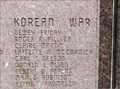 Image for Korean War - McDonough County Honor Roll - Macomb, IL