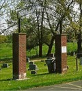 Image for New Galilee Cemetery Arch - Winfield, MO