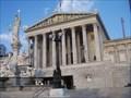 Image for Austrian Parliment Building - Wien (Vienna), Austria