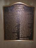 Image for Utah's First Pioneer Burial Site