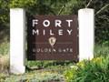 Image for Golden Gate - Fort Miley - San Francisco, CA
