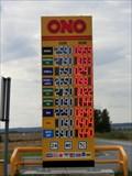 Image for E85 Fuel Pump Tank Ono - Nyrany, Czech Republic