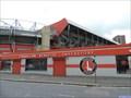Image for Charlton Athletic Logo - Floyd Road, Charlton, London, UK