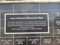 Image for Veterans Memorial Tiles - Ione, CA