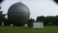 Image for Gasometer der Stadtwerke - Neuwied - RLP - Germany