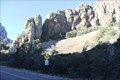 Image for Chisos Mountain Lodge Road -- Big Bend National Park TX