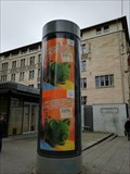 Image for Modern Lifaßsäule - Eichstraße - Stuttgart, Germany, BW