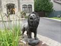 Image for Les Lions de l'entrée.  -St-Vincent-de-Paul.  -Laval.  -Québec.