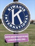 Image for Kiwanis International Sign - Moorhead, MN