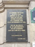 Image for Innocent Victims of Nazi Barbarity Memorial - Paris, France