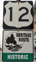 Image for US-12 Historic Heritage Route  - Village of Clinton - Michigan, USA.