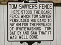 Image for Tom Sawyer's Fence - Hannibal, MO