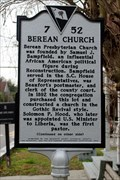 Image for 7-52 Berean Church/J.I. Washington Branch Library