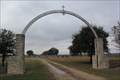 Image for St. John Lutheran Church Cemetery Arch -- Bartlett TX