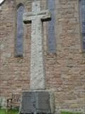 Image for Memorial Cross - Weston-under-Penyard, Great Britain.