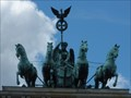 Image for Asteroid 12 Victoria, The Roman Goddess of Victory - Brandenburger Tor - Berlin, Germany