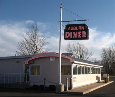 The Auburn Diner New York 13021 Dining Car Restaurants On Waymarking