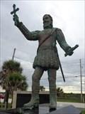 Image for Juan Ponce de Leon - Sculpture - Melbourne Beach, FL, USA