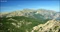 Image for Col de Bavella mountain region from Calanca Murata  (Corsica)