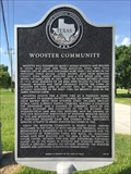 Image for Wooster Community