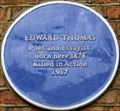 Image for Edward Thomas - Lansdowne Gardens, London, UK