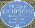 Image for Frank Dobson - Harley Gardens, London, UK