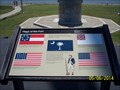 Image for Flags of the Fort at Fort Sumter - Charleston, SC