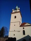 Image for TB 3305-6 Tisnov, kostel, CZ