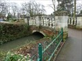 Image for Wood Brook bridge - Queens Park - Loughborough, Leicestershire