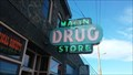 Image for Malin Drug Store Neon Sign - Malin, OR