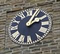 Image for Clock, Holy Trinity Church, Thorpe Hesley, Rotherham, UK.