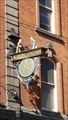 Image for Lewis & Grundy Clock - Victoria Street - Nottingham, Nottinghamshire