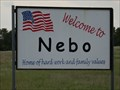 Image for Home of Hard Work and Family Values - Nebo, OK