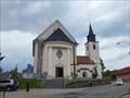 Image for Kostel sv. Bartolomeje - Brno-Zebetin, Czech Republic