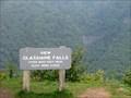 Image for GLASSMINE FALLS. Blue Ridge Parkway (NC)