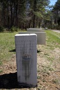 Image for Huggin's, Morton's and Huwald's Tennessee Batteries (CSA) Marker - Chickamauga National Battlefield, GA, USA